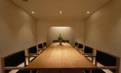 西鉄グランドホテル 松風個室改装PJ / 福岡