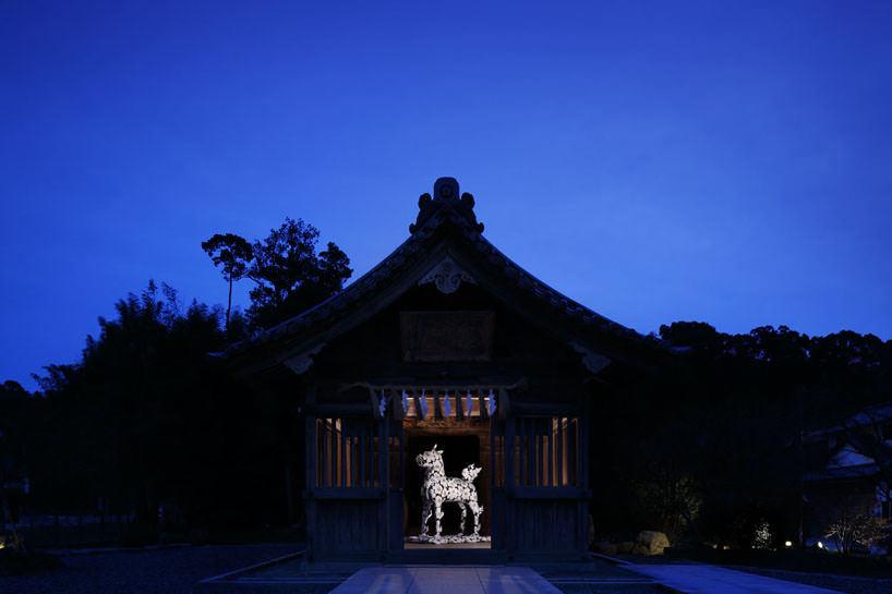 フィンランドテキスタイルアート 季節が織りなす光と影 / 福岡