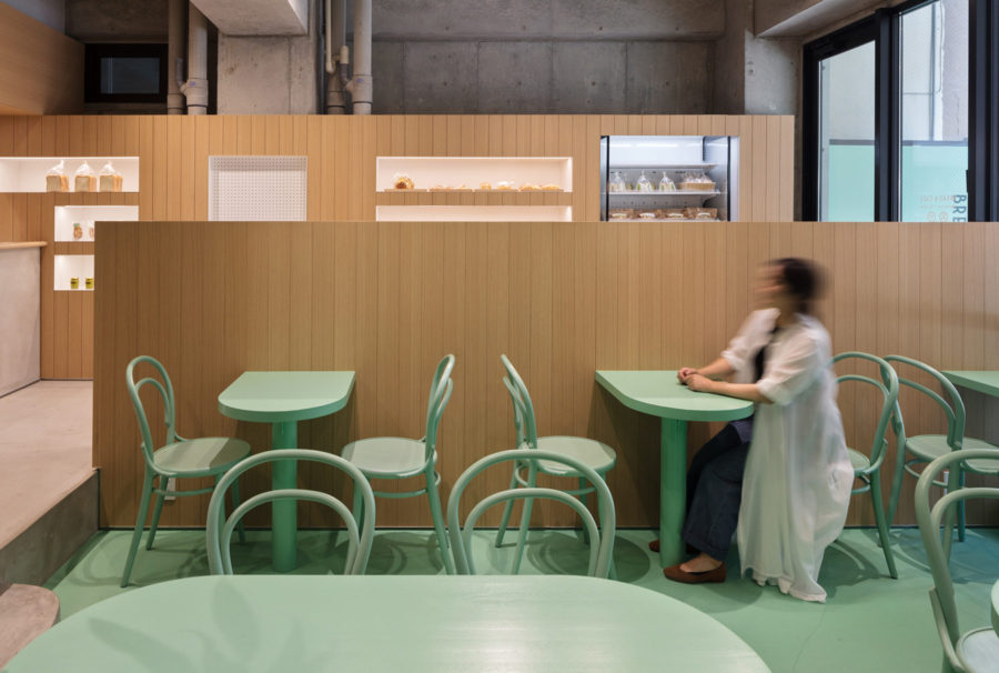 ブレッドアンドカフェ / 福岡