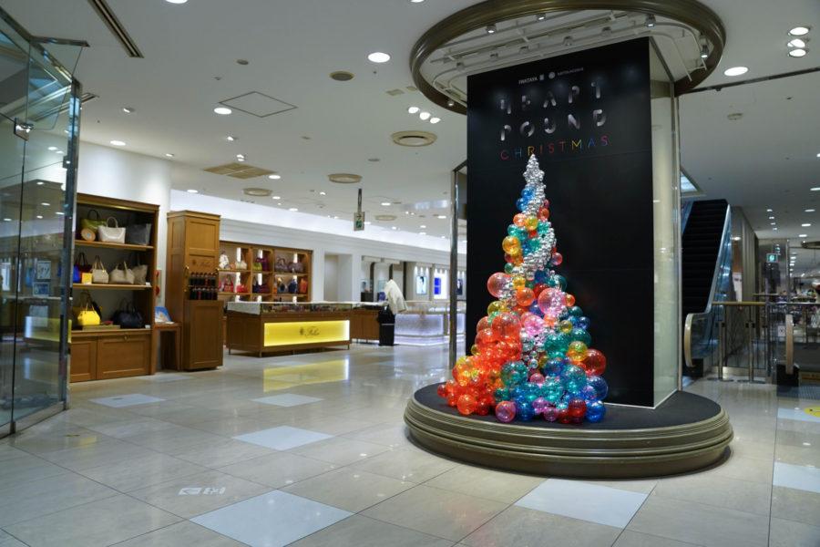 岩田屋クリスマス2019 / 福岡